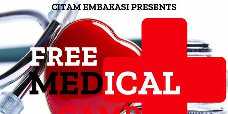 Free Medical Camp tickets