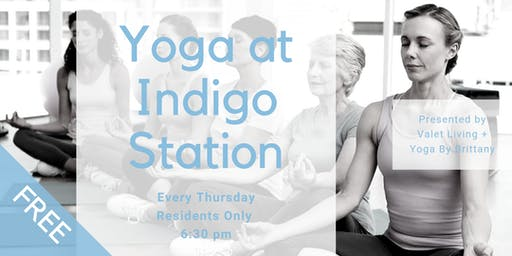 Yoga at Indigo Station