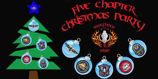5 Chapter Christmas Party in Northeast Ohio