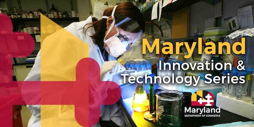 Maryland Innovation and Technology Series: Neurotechnology