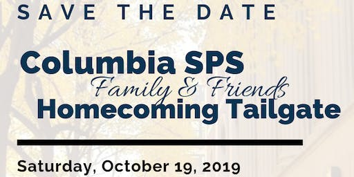 SPS Family & Friends Homecoming Tailgate