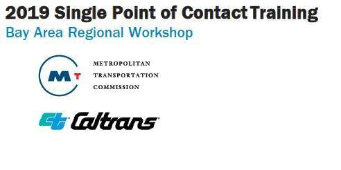 2019 Single Point of Contact Training