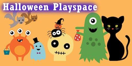 Halloween Playspace tickets