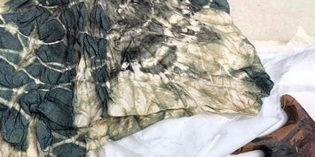 Natural Dyeing with Indigo - Fiberhouse Collective tickets