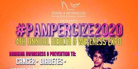 #PamperCize2020: 4th Health & Wellness Expo tickets