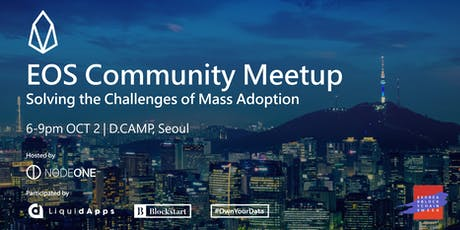EOS Community Meetup @KBW tickets