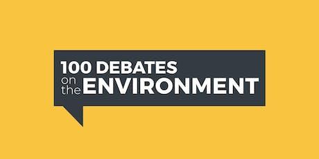 100 Debates on the Environment - Ottawa Centre tickets