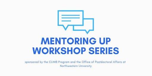 OPA Mentoring Up Workshop Part I, Evanston - Oct. 2019