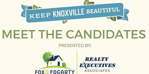 Keep Knoxville Beautiful: Meet the Candidates
