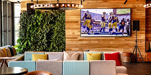Football Viewing Party Sundays: Virgin Hotels San Francisco