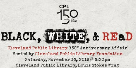Black, White and REaD Anniversary Affair tickets
