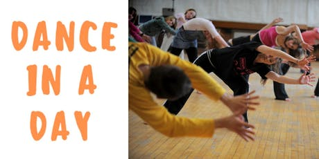 Dance in a Day - The Beehive, Honiton tickets