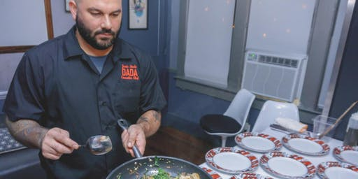 DADA Chef's Table Series: Vive La France