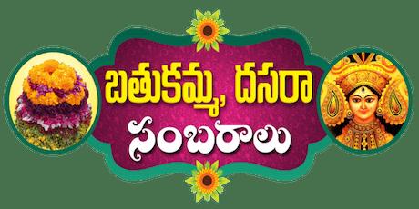 Bathukamma - Dasara celebrations 2019 tickets