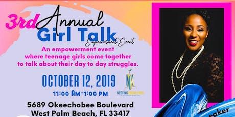 Girl Talk: An empowerment event for teenage girls tickets