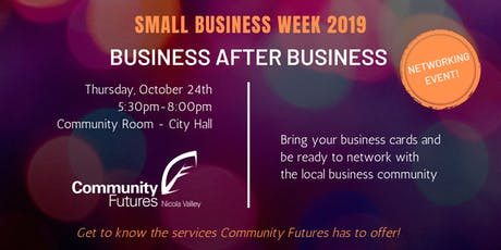 Business After Business tickets
