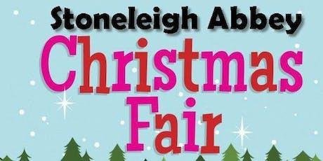Stoneleigh Abbey Winter Christmas craft fair tickets