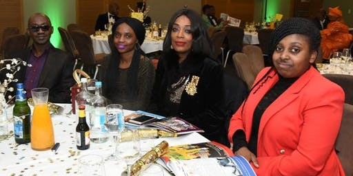 21st Annual Gathering of Africa's Best (GAB) Awards - London