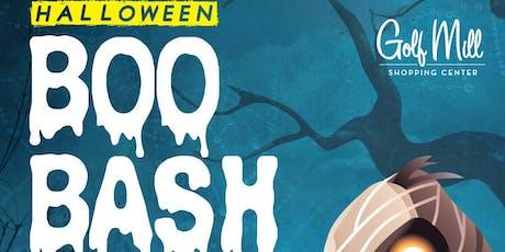 Halloween Boo Bash tickets