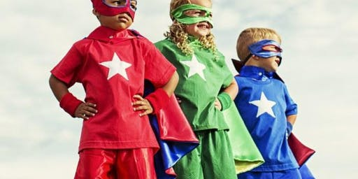 Superheroes' Night Out