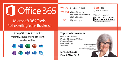 Microsoft 365 Tools: Reinventing Your Business