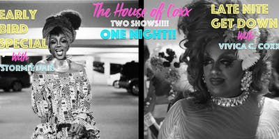 House of Coxx (TWO SHOWS)