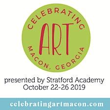 Celebrating ART Macon logo