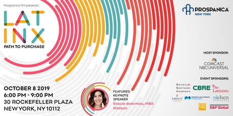 Latinx Path to Purchase, presented by Prospanica NY & NBC Universal tickets