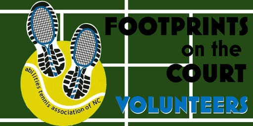 Footprints on the Court Volunteers 2019