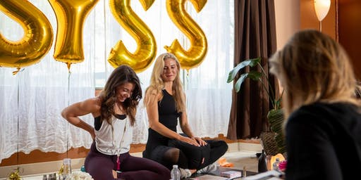 Sweat Your Soul with Katie Miller & Rachel Joy