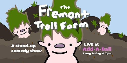 The Fremont Troll Farm