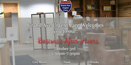 Business After Hours: Grand Ave Urgent Care tickets