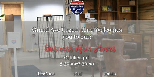 Business After Hours: Grand Ave Urgent Care