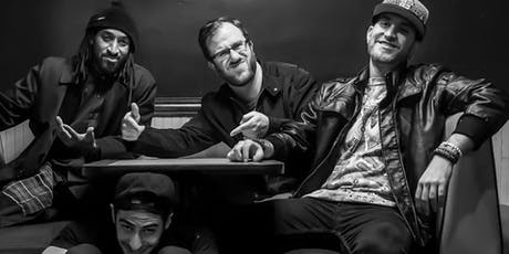 Sophistafunk at Waterhole Music Lounge tickets