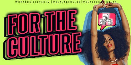 For the Culture: Rooftop Day Party FREE! ( Vendors Wanted ) tickets