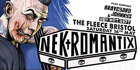 Nekromantix / Graveyard Johnnys / Red Hot Riot tickets
