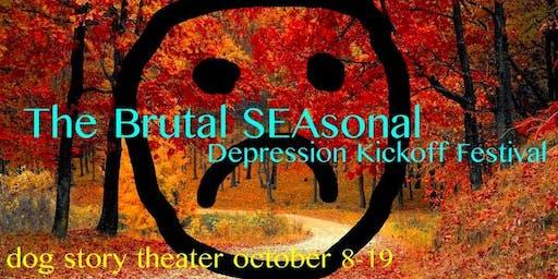 The Brutal Sea Presents: Unlearning Workshop/Work-In