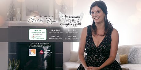 Fredericton Hospice Fundraiser With Psychic Medium Christie Flynn tickets