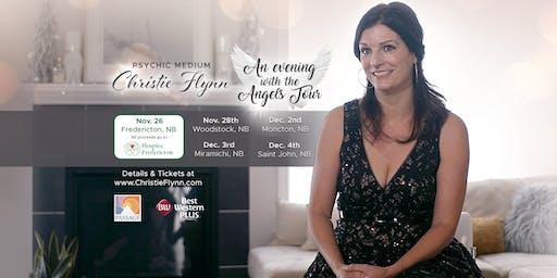Fredericton Hospice Fundraiser With Psychic Medium Christie Flynn