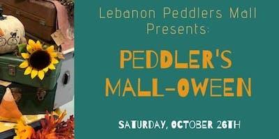 Peddlers Mall-oween