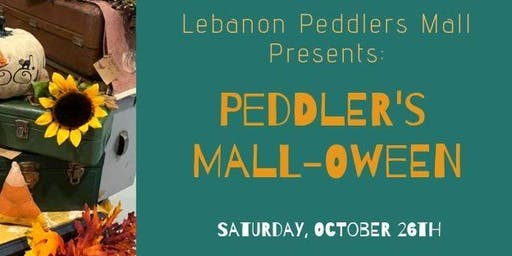 Peddlers Mall-oween