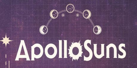 Apollo Suns | Amadians | Malcolm-Jay tickets