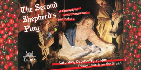 Trinity Supper Theater: Second Shepherd's Play tickets