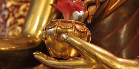 """Heart to Heart"" with Leeds Buddhist Sangha tickets"