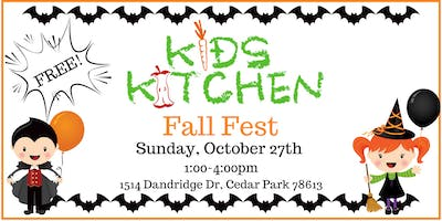 Kitchen House Fall Fest