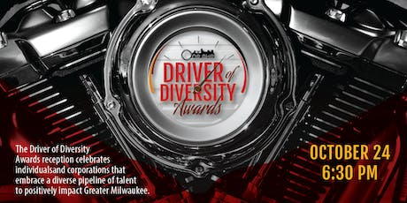 Driver of Diversity Awards 2019 tickets