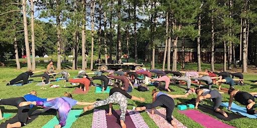 Harvest Moon Yoga Festival