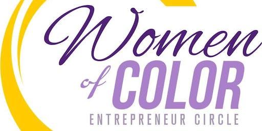 Women of Color Entrepreneur Circle Open House