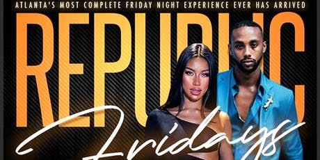 Republic Fridays tickets
