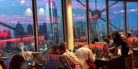 Painting With a View @ Reunion Tower  tickets
